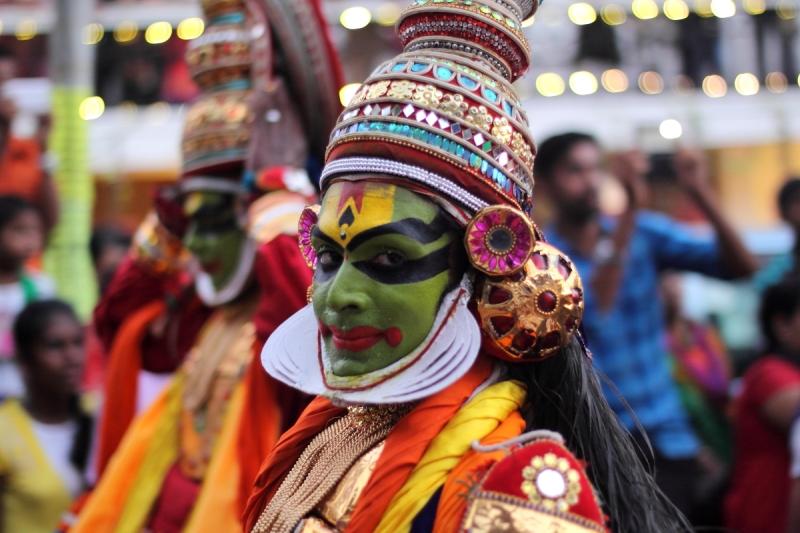 Fort Cochin Carnival 2015