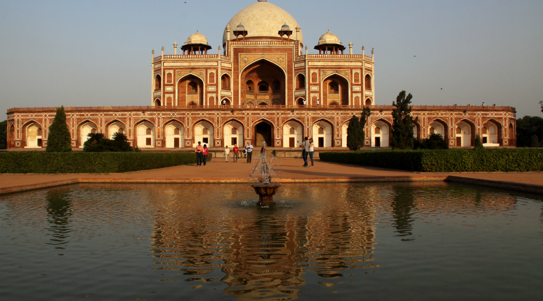 Humayun S Tomb Amp Bega Begum Woman Who Built India S
