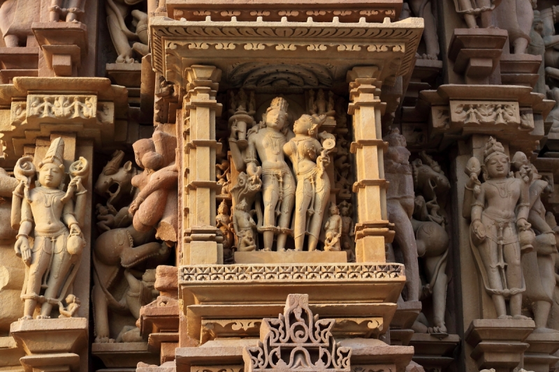Khajuraho - Erotic Temples