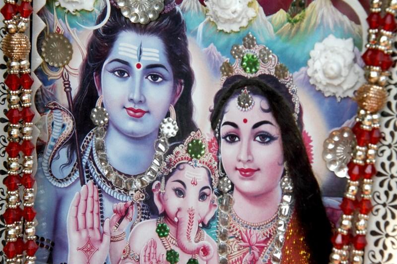 Goddess Parvathi/Gauri